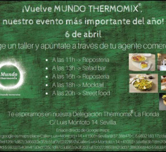 TALLERES MUNDO Thermomix®