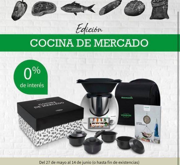 COCINA DE MERCADO CON Thermomix® !!!