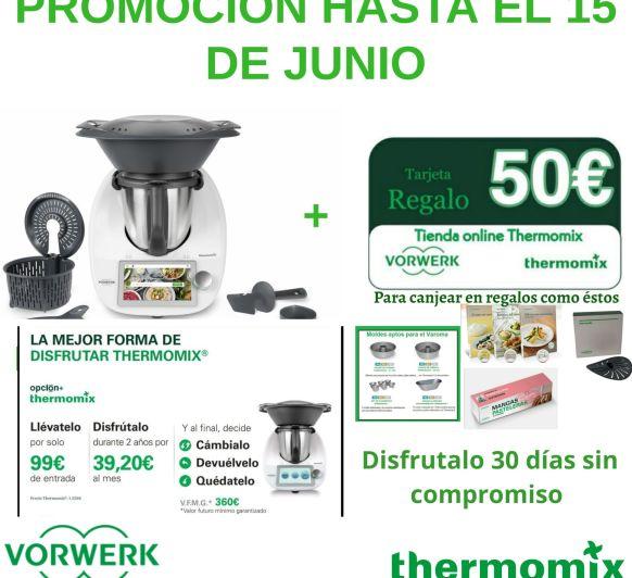 Promoción Thermomix® hasta 15 de junio 2020