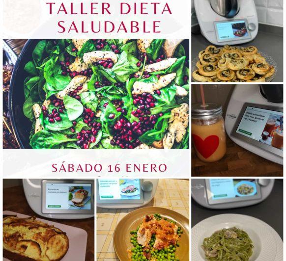 Taller Dieta Saludable con Thermomix®