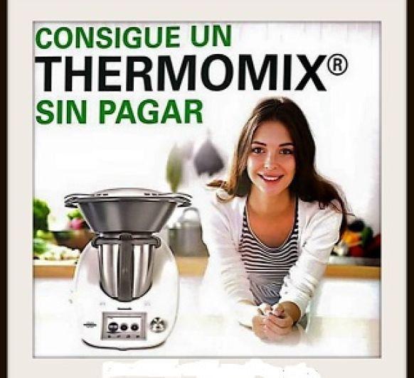 Quieres conseguir tu Thermomix® TM5 gratis?