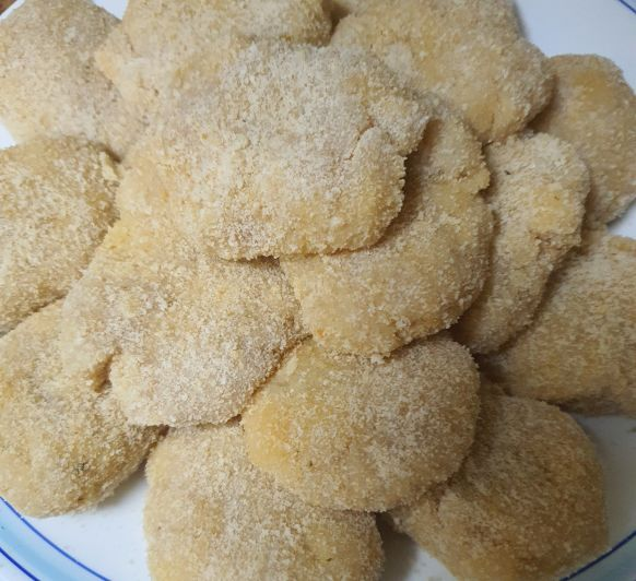 Nuggets de pollo con Thermomix® . Dos Hermanas (Sevilla)
