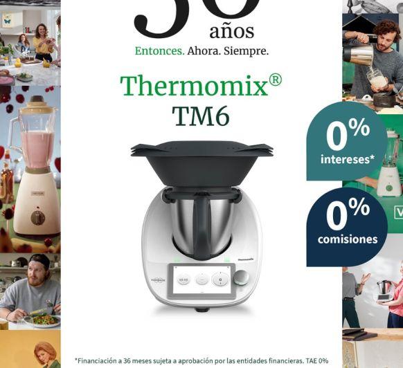 Thermomix® SIN INTERESES NI COMISIONES