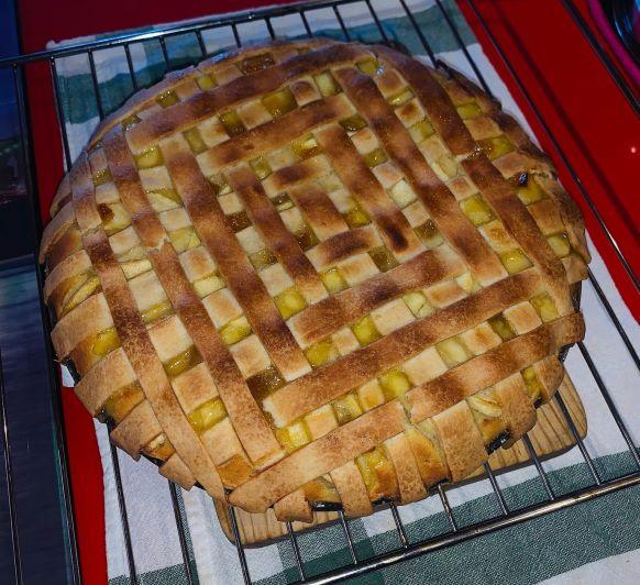 Apple Pie ( Tarta de manzana rápida)