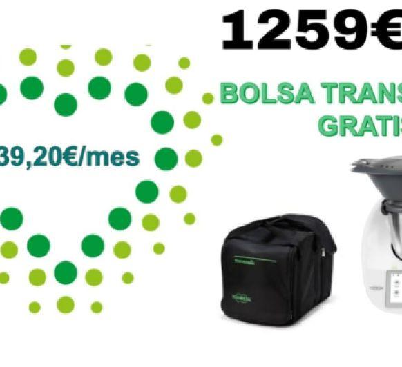 Thermomix® TM6 CON LA BOLSA DE TRANSPORTE DE REGALO