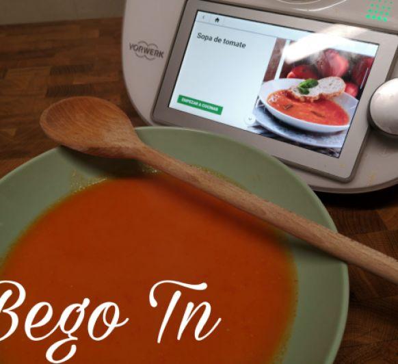 Sopa de Tomate en Thermomix®
