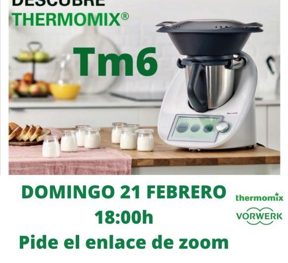 TALLER DESCUBRE Thermomix® TM6
