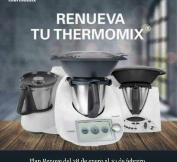 GRAN OPORTUNIDAD DE TENER EL Thermomix® TM6