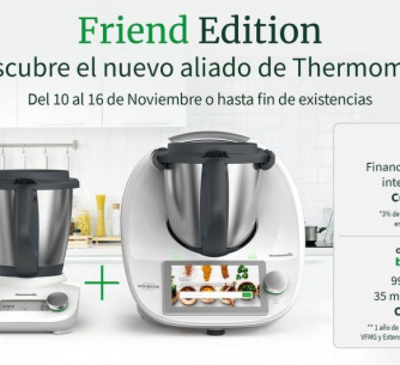 Nueva Edición FRIEND +VASO+,Thermomix® Tm6