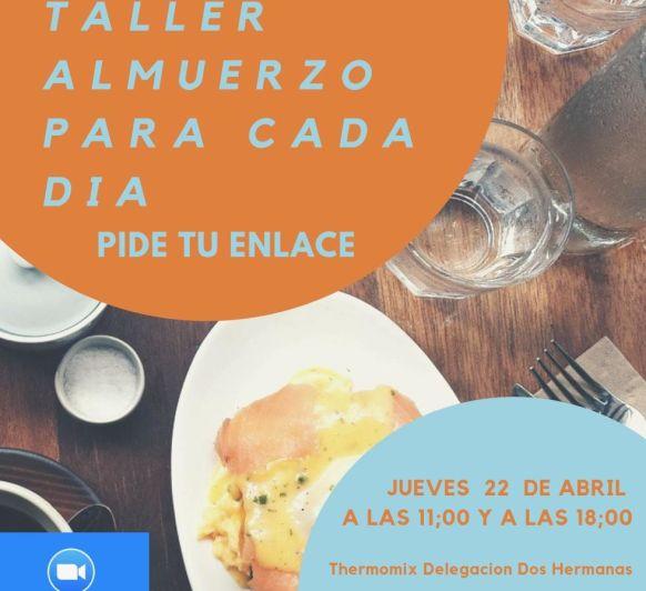 TALLER ONLINE!! COMIDA PARA LA SEMANA
