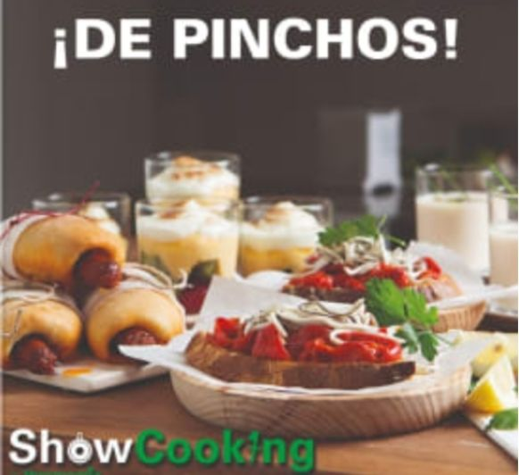 NUEVO SHOW COOKING