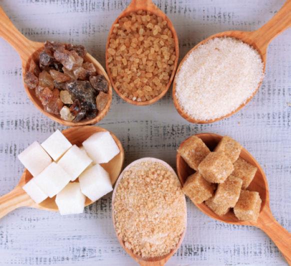Equivalencias azúcar y edulcorante