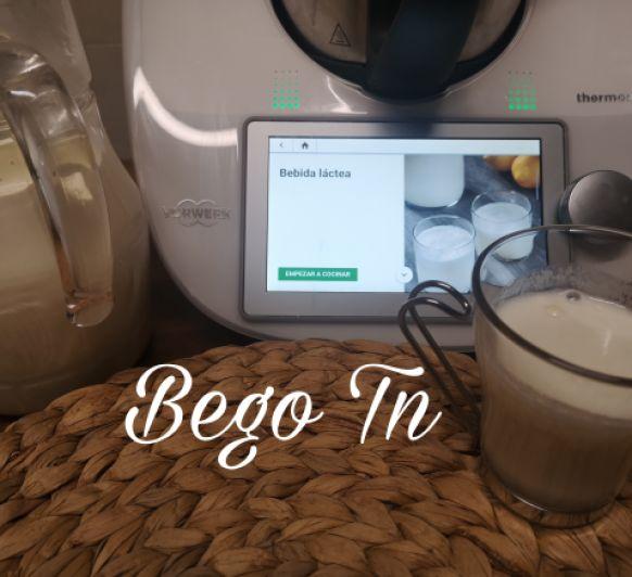 Bebida láctea en Thermomix®