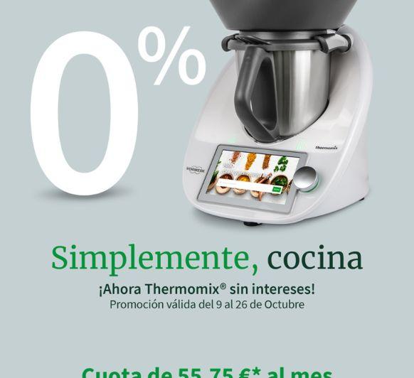 LA MEJOR PROMOCION DE Thermomix®