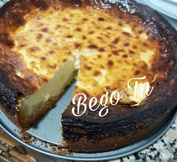 Tarta de queso alemana en Thermomix®
