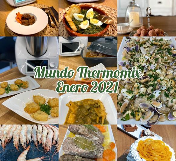 Jornadas Mundo Thermomix® Enero 2021