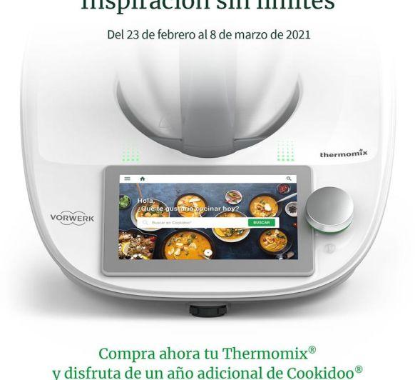 Opción Thermomix® + Cookidoo